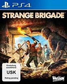 PS4 - Strange Brigade (D) Box 785300135395 Bild Nr. 1