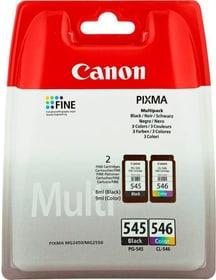 PGCL545/6  Multipack Cartouche d'encre Canon 795820300000 Photo no. 1