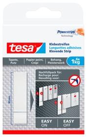 Languette adhésive papier peint & plâtre, 1 kg Languettes adhésives Tesa 675233900000 Photo no. 1