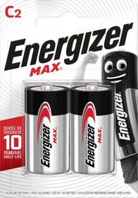 MAX C/LR14 2p. Batterie Energizer 704757000000 N. figura 1