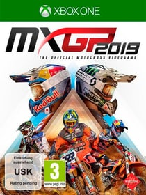 Xbox One -  MXGP 2019 Box 785300145213 Photo no. 1