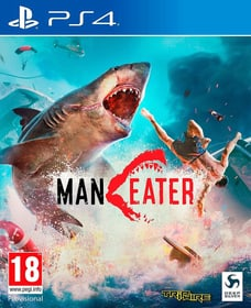 Maneater - Day 1 Edition Box 785300152944 Lingua Tedesco Piattaforma Sony PlayStation 4 N. figura 1