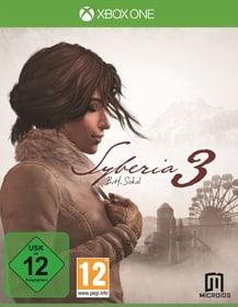 Xbox One - Syberia 3 Box 785300122241 Photo no. 1