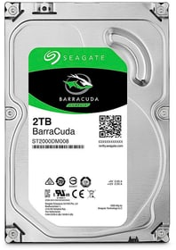 "BarraCuda SATA 3.5"" 2 TB Disque Dur Interne HDD Seagate 785300145852 Photo no. 1"