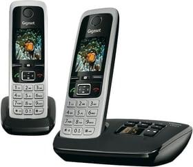 C430A Duo noir / argent Téléphone fixe Gigaset 794054200000 Photo no. 1