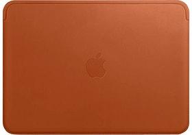 Leather Sleeve MacBook Saddle Brown Notebook-Hülle Apple 785300137401 Bild Nr. 1