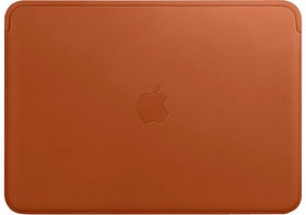 Leather Sleeve MacBook Saddle Brown Apple 785300137401 Bild Nr. 1
