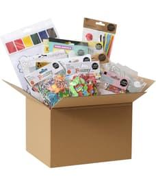 Kreative Freizeitbox, 9-14 Jahre I AM CREATIVE 667752100000 Bild Nr. 1