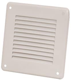 Griglia di ventilazione in acciaio Suprex 678030100000 Colore Bianco Annotazione 140 x140 mm N. figura 1