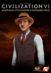 PC - Sid Meier's Civilization VI Australia Civilization & Scenario Pack Download (ESD) 785300133873 Bild Nr. 1