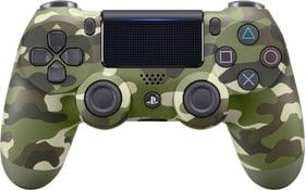 PS4 Wireless DualShock Controller v2 camouflage Controller Sony 798072000000 Bild Nr. 1