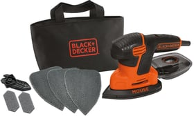 Compact MOUSE, 120 W Multischleifer Black&Decker 616661200000 Bild Nr. 1