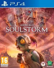 PS4 Oddworld: Soulstorm - Steelbook Day One Oddition D Box 785300159308 N. figura 1