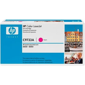 Toner C9733A, magenta Cartouche de toner HP 785300123011 Photo no. 1