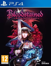 PS4 - Bloodstained - Ritual of the Night  D Box 785300144481 N. figura 1