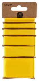Satinband, Gelb, 6 x 2 m 666535300000 Bild Nr. 1