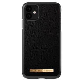 Hard Cover Fashion Case Saffiano black Coque iDeal of Sweden 785300147891 Photo no. 1
