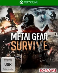 Xbox One Metal Gear Survive (I) Box 785300131159 Bild Nr. 1