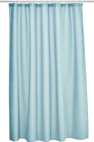 LINO Rideau de douche 180x180 cm 453159353441 Couleur Turquoise Dimensions L: 180.0 cm x H: 180.0 cm Photo no. 1