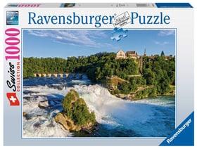 Chutes du rhin 1000 P. Puzzles Ravensburger 748679600000 Photo no. 1