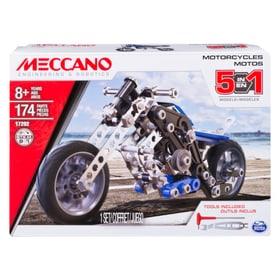 5 Model Set Sets de jeu Meccano 748671200000 Photo no. 1