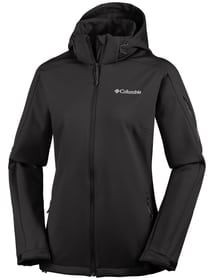 W Cascade Ridge Jacket Softshelljacke Columbia 462711200520 Grösse L Farbe schwarz Bild-Nr. 1