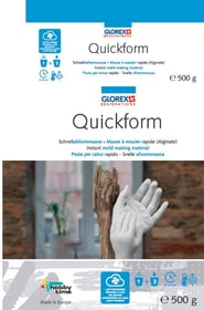 Schnellabformmasse Quickform Box 500g Glorex Hobby Time 665479800000 Bild Nr. 1