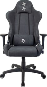 Arozzi Torretta Soft Fabric Gaming Chair - gris Fauteuil Gaming Arozzi 785300155468 Photo no. 1