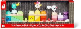 Train géant multicolor Zigolos Sets de jeu 744686400000 Photo no. 1