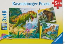 Urzeitherrscher Puzzle Puzzle Ravensburger 748977700000 Bild Nr. 1