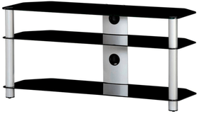 NEO3110-B-SLV Meuble LCD/Plasma