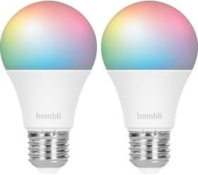 Smart Bulb E27 (9W) RGB + CCT - Promo Pack 1+1 Free Ampoule Hombli 785300158945 N. figura 1