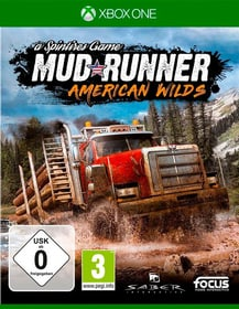 Xbox One - Spintires : MudRunner American Wilds Edition F Box 785300139894 Bild Nr. 1