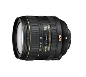 Nikkor AF-S DX 16-80 mm f/2,8-4E ED VR Objektiv / 3 Jahre Swiss Garantie