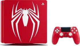 PlayStation 4 1TB Limited Edition + Marvel´s Spider-Man Spielkonsole Sony 78543940000018 Bild Nr. 1
