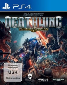 PS4 - Deathwing: Space Hulk Enhanced Edition (E/D) Box 785300129672 Bild Nr. 1