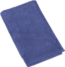 NEVA telo per ospiti 450849720243 Colore Blu scuro Dimensioni L: 30.0 cm x A: 50.0 cm N. figura 1