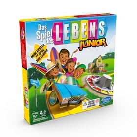 Das Spiel des Lebens Junior (DE) Jeux de société Hasbro Gaming 747350490000 Photo no. 1