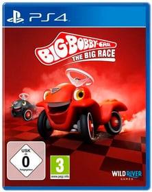 PS4 - Bobby Car - The Big Race D Box 785300154455 N. figura 1