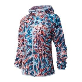 Printed Windcheater Jacket 2.0 Damen-Windjacke New Balance 470455200693 Grösse XL Farbe farbig Bild-Nr. 1