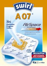 A07 AirSpace Sac à poussière Swirl 717103900000 Photo no. 1