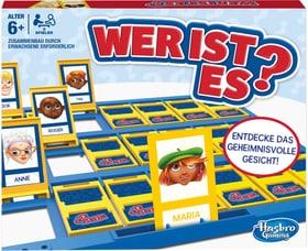 Wer ist es? Refresh (DE) Jeux de société Hasbro Gaming 746993690000 Langue Allmend Photo no. 1
