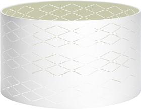 BLING 40 Lampenschirm 40cm 420818600011 Grösse H: 23.0 cm x D: 40.0 cm Farbe Weiss Bild Nr. 1