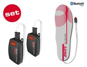 Lithium Pack Insole rcB 1200 inkl. Heat Sole 1.0 Batterie chauffante, chaussettes chauffantes incluses Lenz 465100200000 Photo no. 1