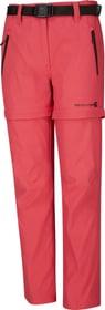Pantalon transformable Pantalon de trekking Trevolution 466863117628 Taille 176 Couleur aubergine Photo no. 1