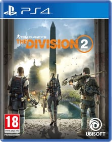 PS4 - Tom Clancy's The Division 2 Box 785300137712 Bild Nr. 1