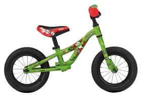 """Powerkiddy 12"""" vélo d'enfant Ghost 464818400060 Tailles du cadre one size Couleur vert Photo no. 1"""