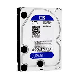 "Blue 2To SATA 3.5"" Disque Dur Interne HDD Western Digital 785300126646 Photo no. 1"