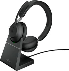Evolve2 65 - USB-A MS Teams Stereo et socle de chargement Headset Jabra 785300156734 Photo no. 1