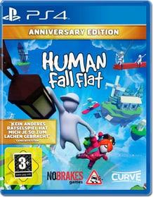 PS4 - Human: Fall Flat - Anniversary Edition D Box 785300154627 N. figura 1
